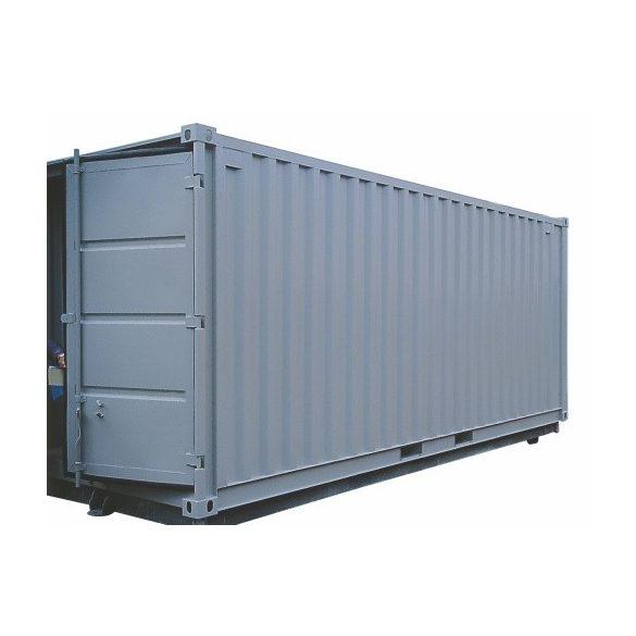 20 m³-es tároló konténer, 6058x2438x2591 mm