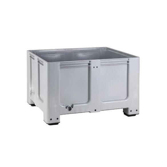 Műanyag konténer, 1200x1000x760 mm