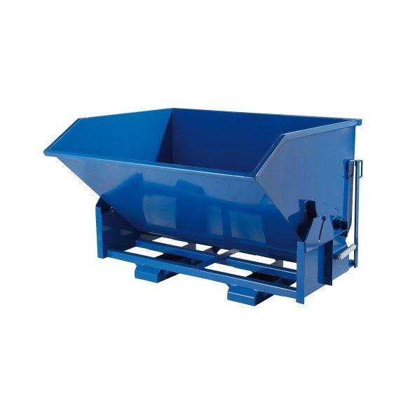 1000 L-es billenő konténer, 1650x1320x1080 mm