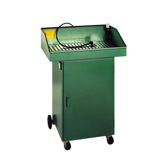 Alkatrészmosó asztal - M2, 800x590x1120 mm