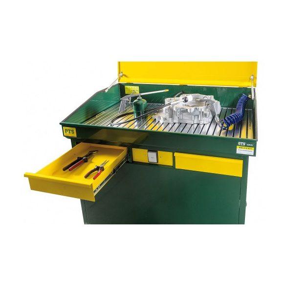 Alkatrészmosó asztal - M3 PLUS, 1155x695x1050 mm