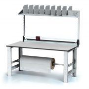 Csomagoló asztal, 2000x830x1890 mm