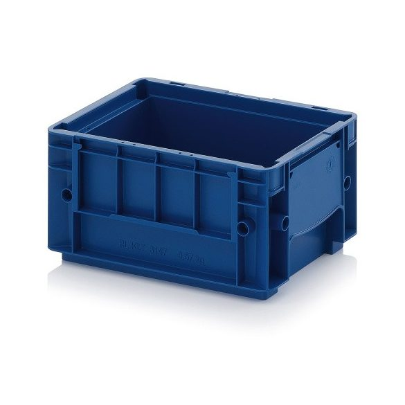 Műanyag RL KLT láda 300x200x147 mm, 5,3 L