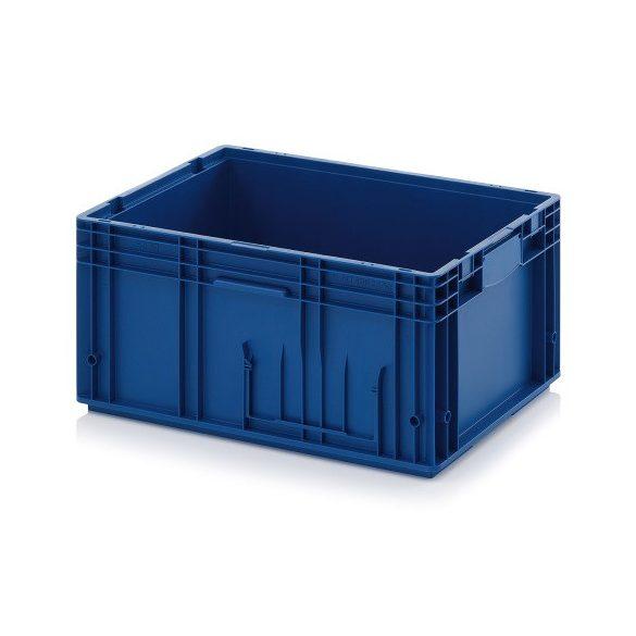 Műanyag RL KLT láda 600x400x280 mm, 51,9 L