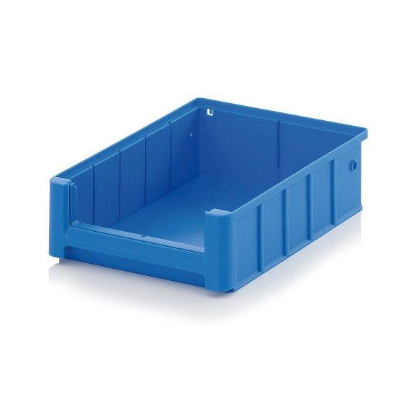 Műanyag láda,  300x234x90 mm, 5,35 L