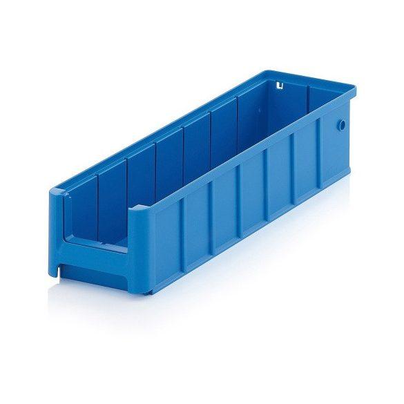 Műanyag láda, 400x117x90 mm, 3 L
