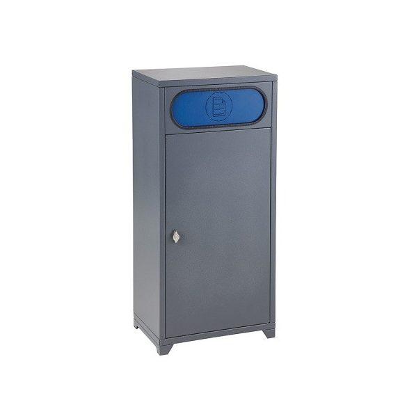 Szelektív hulladéktároló, 60 L, 440x280x930 mm