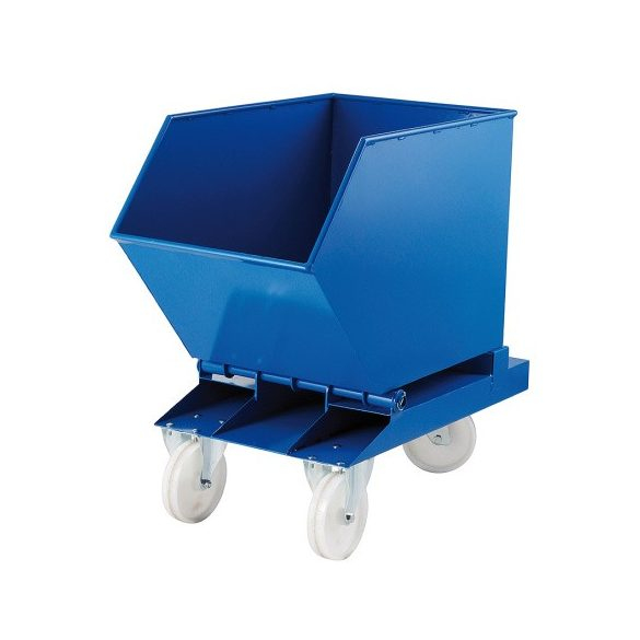 Billenő konténer 250 L, 1050x580x980 mm