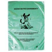 Kutya ürülék gyűjtő zacskó-50 db/tekercs, 200x280 mm