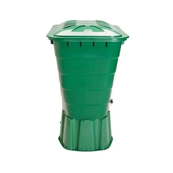 Négyzetes esővíz tartály 520 L, 1240x800x930 mm