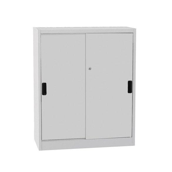 Univerzális szekrény tolóajtóval, 950x400x1150 mm