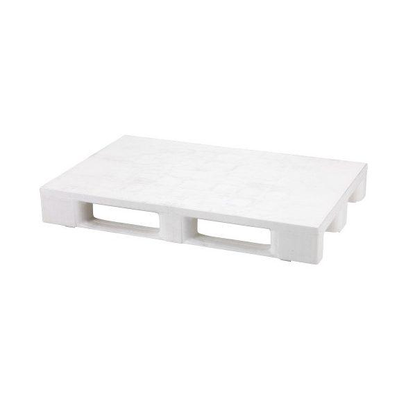 Műanyag paletta-higiénikus 1200x800x135 mm