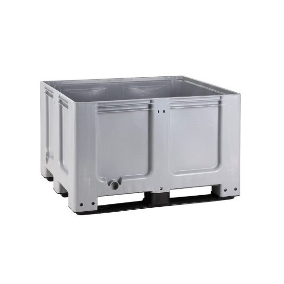 Műanyag konténer, 1200x1000x790 mm
