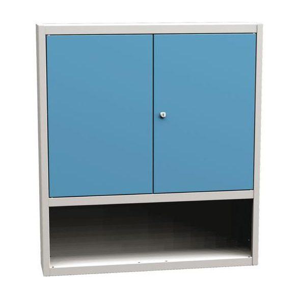 Falra szerelhető szerszámos szekrény, 1000x200x1100 mm