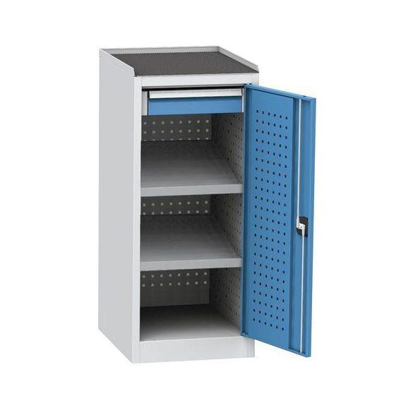 Műhelyszekrény CNC gépekhez, 505x600x1180 mm