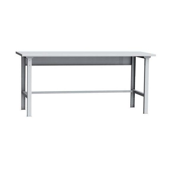 Szerelő műhelyasztal, 2000x750x875-1155 mm