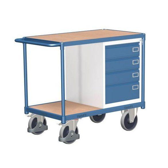 Mobil műhelyasztal, 1190x600x925 mm