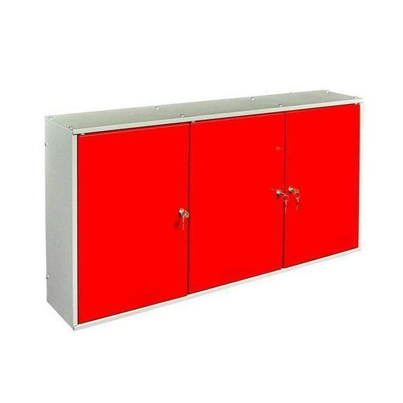 Falra szerelhető szerszámos szekrény, 1200x200x600 mm