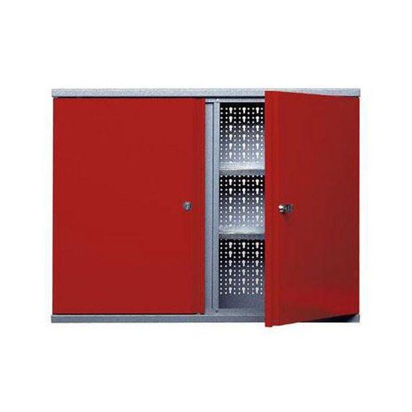 Falra szerelhető szerszámos szekrény, 800x190x600 mm