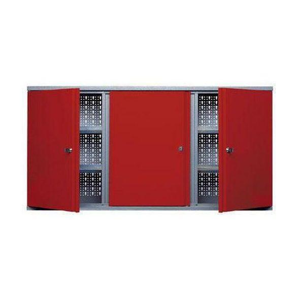 Falra szerelhető szerszámos szekrény, 1200x190x600 mm