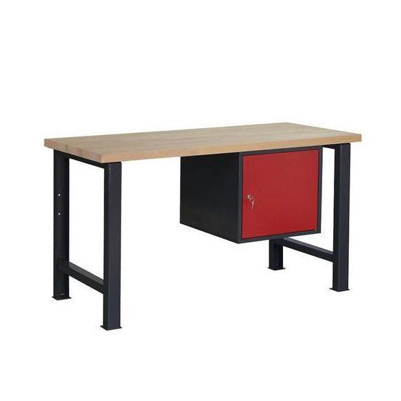 Műhelyasztal, 1500x685x840 mm