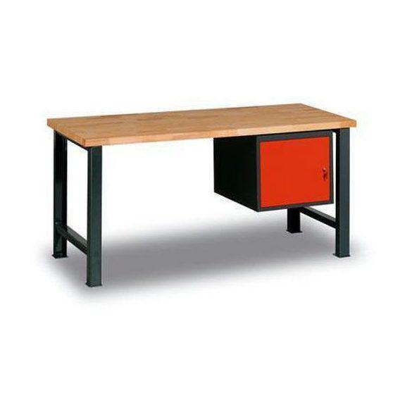 Műhelyasztal, 2000x800x840 mm