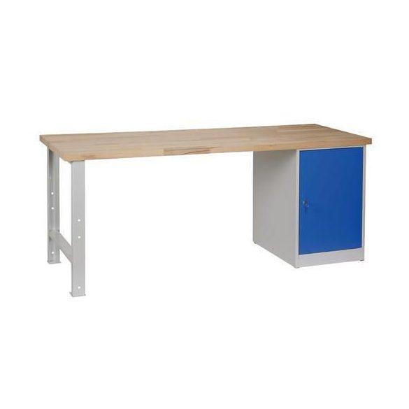 Műhelyasztal, 2000x685x840 mm