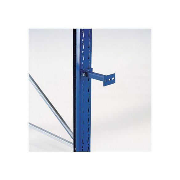 Távtartó raklapállványhoz, dupla állvány-mezők összekötéséhez, hossz 200 mm