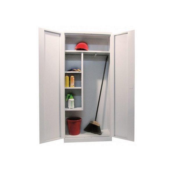 Kombinált takarítószeres szekrény