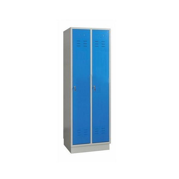 Hosszúajtós G ötözőszekrény 2 ajtós