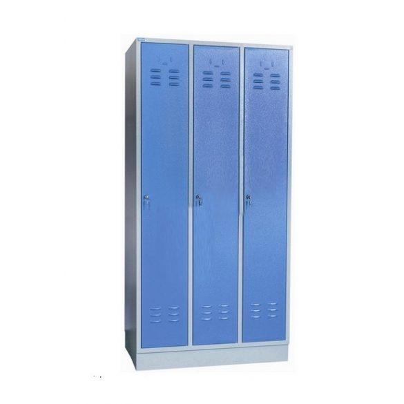 Hosszúajtós G ötözőszekrény 3 ajtós
