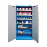 VSZ nagy vegyszertároló szekrény