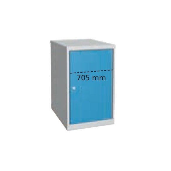 P3152 Fiókos szekrény 500x700x810 mm