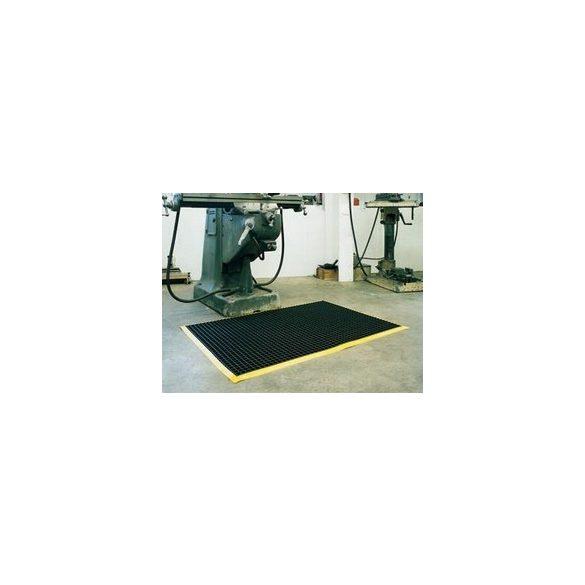 Olajálló fáradság elleni padlórács