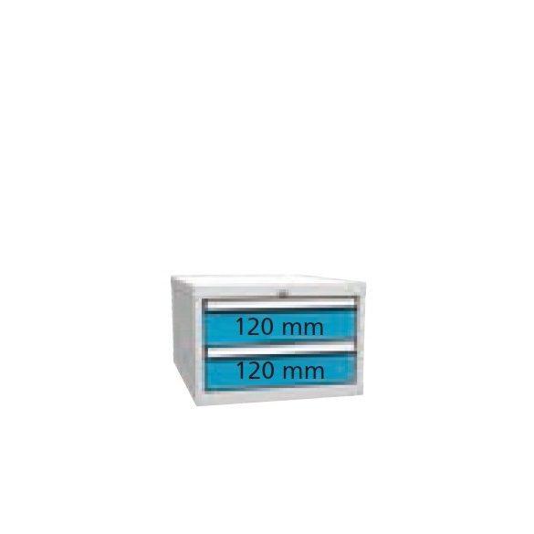 P3435 Fiókos szekrény  500x700x340 mm
