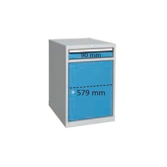 P3436 Fiókos szekrény  500x700x810 mm