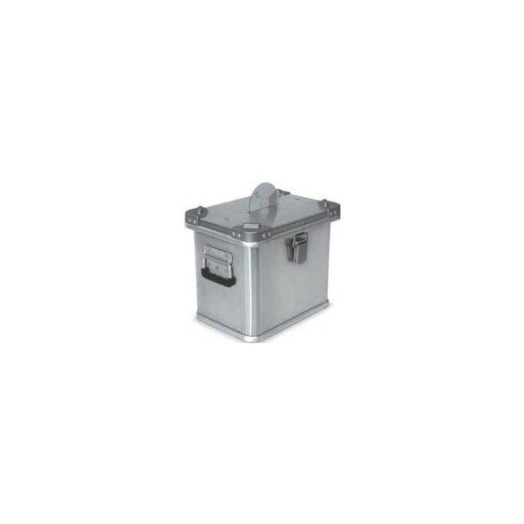 Aluminium tartaly 400 x 300 x 330  mm 27 L
