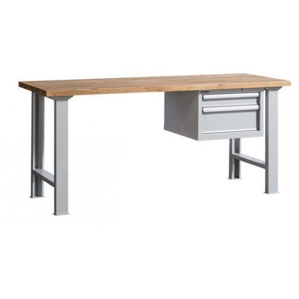 AWB New H2 Munkaasztal 1500/2000x700x880 mm