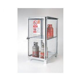 Gázpalack-tároló szekrények