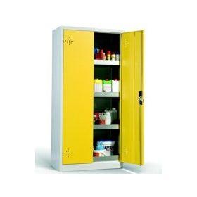 Vegyszertároló szekrények