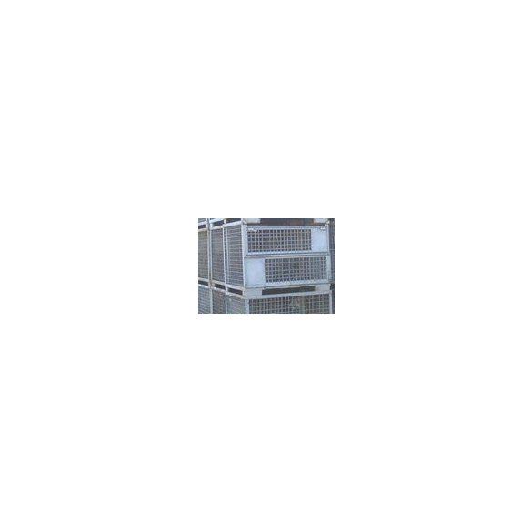 Használt gitterbox (rácsos konténer)